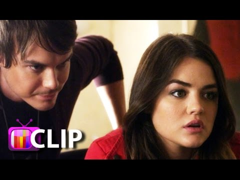 pretty - 'Pretty Little Liars': Aria and Caleb hack into college to expose 'A'. Subscribe! http://bit.ly/10cQZ5j Starring Lucy Hale Starring Ashley Benson Starring Shay Mitchell Starring Troian Bellisari...