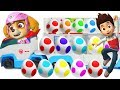 Download Lagu Best Learn Colors Video with Paw Patroller Vehicle Surprise Eggs with Skye & Chase Kids Video Mp3 Free
