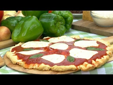 Emeril Lagasse's Gluten-free Pizza, Flourless Chocolate Almond Cake Recipes