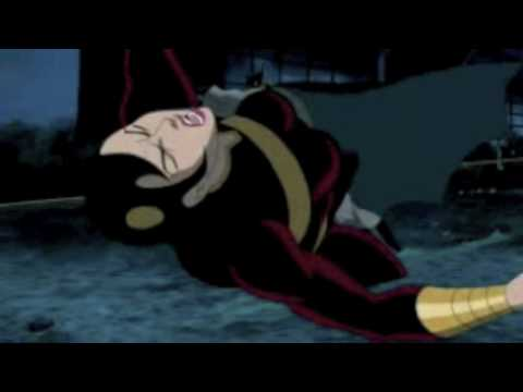 Superman / Batman Public Enemies Fight Scene (Music Included)