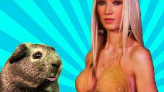 BLOOPERS & DELETED SCENES: http://bit.ly/7xmPOe He's Charlie - the Drunk Guinea Pig! You won't believe what our little furry ...