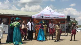 On February 17th NPG and the Pupkewitz Foundation, along with the Ministry of Education and the Khomas Regional Council inaugurated new classrooms at ...