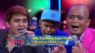 Video Billy Dan Bang Sapri Tatata Langsung Tebak Lagu - New Kilau DMD (16/1) MP3, 3GP, MP4, WEBM, AVI, FLV Februari 2019