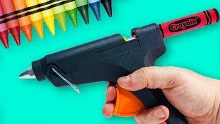Video Colorful Crayon Ideas And Hacks | Easy Craft Ideas | DIY Crayon Crafts | Craft Factory MP3, 3GP, MP4, WEBM, AVI, FLV Januari 2019