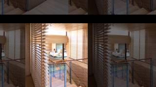 Архитектура дома Island House от студии Peter Rose + Partners