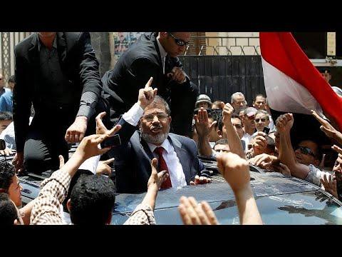 Ο Ερντογάν τίμησε τον Μοχάμεντ Μόρσι