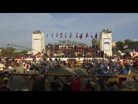 Παγκόσμιο Πρωτάθλημα Μεσαιωνικής Μάχης