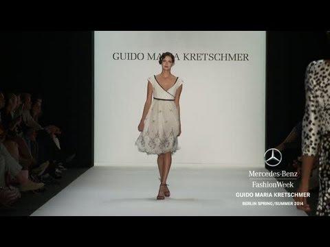 GUIDO MARIA KRETSCHMER - Mercedes-Benz Fashion Week Berlin S/S 2014 Collections