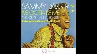 Sammy Davis Jr. - I've Gotta Be Me - With On-Screen Lyrics