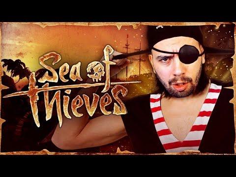 IL GIOCO CHE NON TI ASPETTI! SEA OF THIEVES PIRATA GABBO A CACCIA DI TESORI
