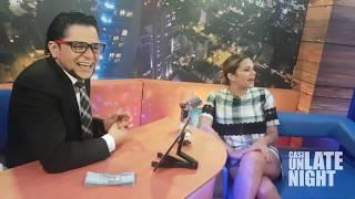 Entrevista a Pamela Sued – Entrevista Completa – Casi Un Late Night Con Ovandy Camilo