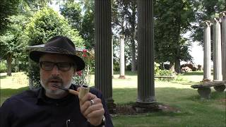 just a short review of G.L. Pease Virginia Cream...during a vacation in France...