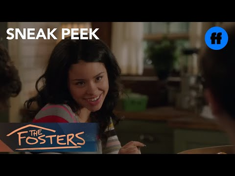 The Fosters | Season 3, Episode 17 Sneak Peek: Busy Morning | Freeform