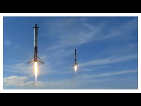 Download SpaceX: Falcon Heavy - Full Launch (T-45 seconds till end) HD Mp4 3GP Video and MP3