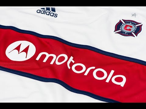 Video: Revealed! See the 2019 Chicago Fire Kit featuring Motorola