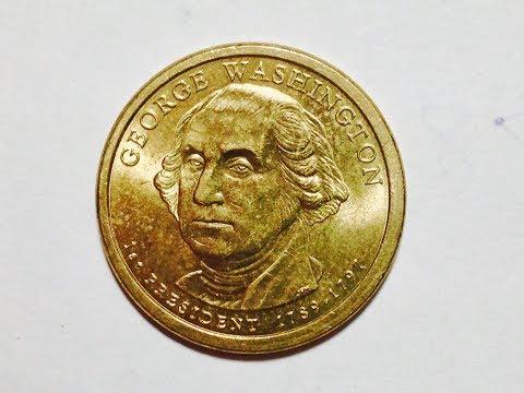United States Dollar Coin: George Washington