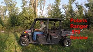 1. Polaris Ranger 570 UTV Review