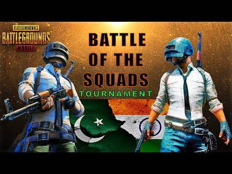 PUBG Mobile Pakistan/India - SUB Games - CUSTOM Rooms - LIVE Gaming Pakistan