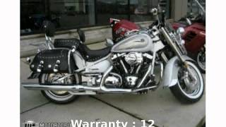 7. 2004 Yamaha Road Star Silverado Review & Info