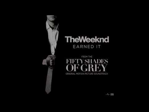 The Weeknd   Earned It Fifty Shades Of Grey Lyric Video