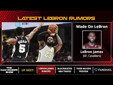 LeBron James Rumors: LeBron Hates Houston, Jr. To Play In LA, & Chances Of Joining Warriors