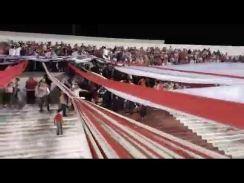 La Hinchada de Los Andes contra Brown (PM) - La Banda Descontrolada - Los Andes - Argentina - América del Sur