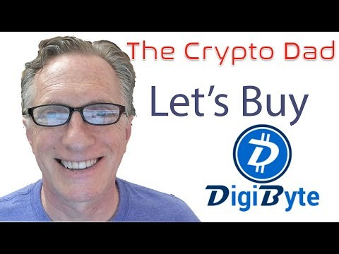 How To Buy Digibyte & Transfer To A Wallet