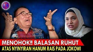 Video Menohokk! Bal4san Ruhut atas Ny!ny!ran Hanum Rais pada Jokowi MP3, 3GP, MP4, WEBM, AVI, FLV Maret 2019