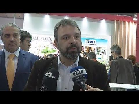 Δήλωση Σταύρου Αραχωβίτη στα εγκαίνια της έκθεσης  Food Expo