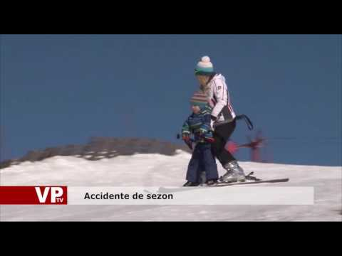 Accidente de sezon