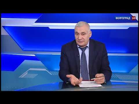 Анатолий Васильев, председатель комитета транспорта и дорожного хозяйства Волгоградской области