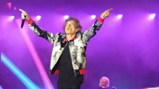 The Rolling Stones ~ Miss You ~ The Rose Bowl, Pasadena CA ~ 8/22/2019