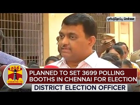 TN-Elections-2016--Planned-To-Set-3699-Polling-Booths-in-Chennai