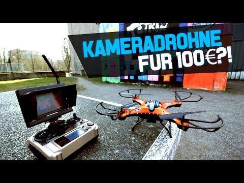 JJRC H8D - Was taugt die 100€ Kamera Drohne?