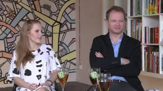 Video Katarzyna Błażejewska i Maciej Stuhr #1 - Czas Na Wege - Rozmówki MP3, 3GP, MP4, WEBM, AVI, FLV Agustus 2018