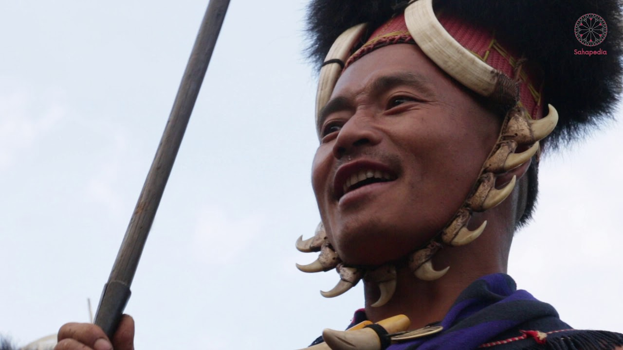 Glimpses of the Hornbill Festival: Contemporary Traditions