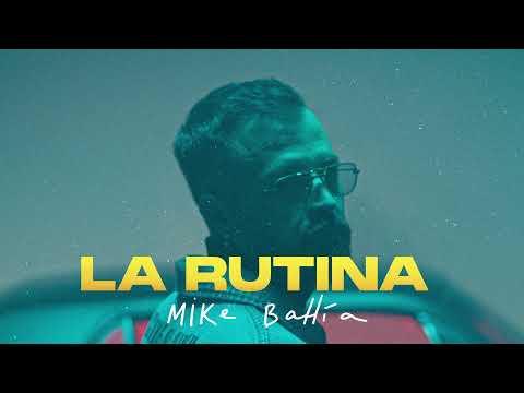 Mike Bahía - La Rutina (Lyric Video)