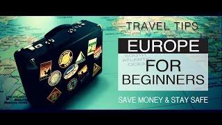Europe Travel Skills