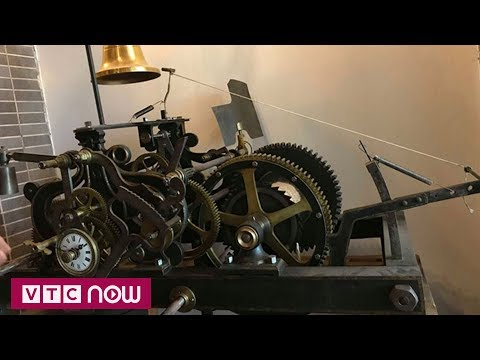 """Khám phá cỗ máy thời gian từ """"Nhà thờ Đức Bà Paris"""" - Thời lượng: 3 phút, 32 giây."""