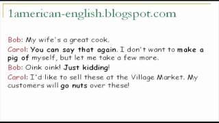 تحدث الانجليزية الأمريكية المحادثة 10