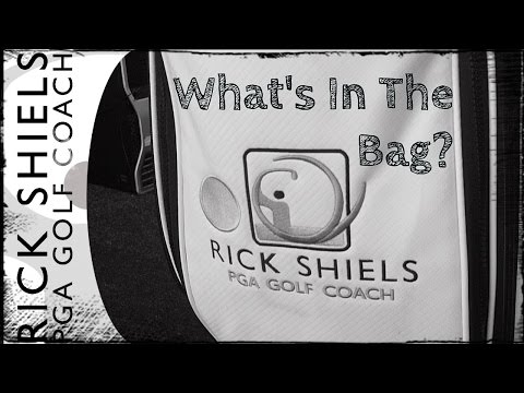 Rick Shiels What's In The Bag?