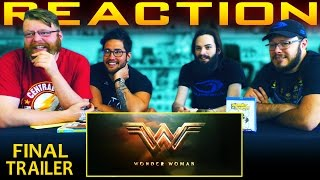 Video Wonder Woman – Rise of the Warrior [Official Final Trailer] REACTION!! MP3, 3GP, MP4, WEBM, AVI, FLV September 2017