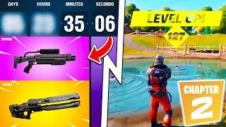 Fortnite Chapter 2!   HD Trailer, Release Time, Official Map, New Weapons!