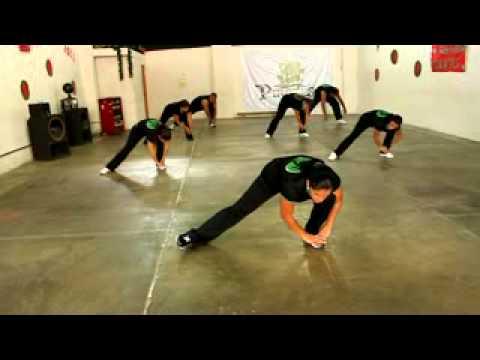 Baile Aerobico para Principiantes: Enfriamiento