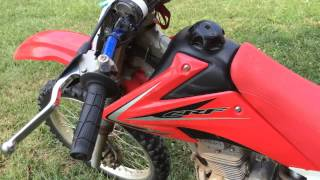 9. 2009 crf230f overview