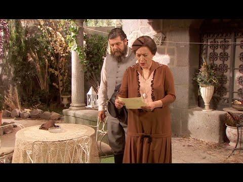il segreto - donna francisca riceve un telegramma da fuerteventura