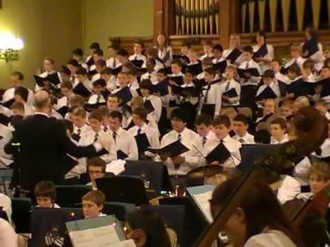 Bolton School Boys' Division Christmas Concert 2012