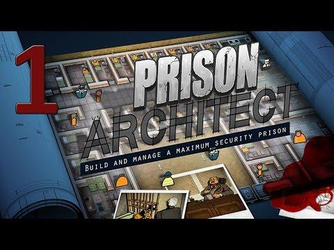 Prison Architect прохождение #1