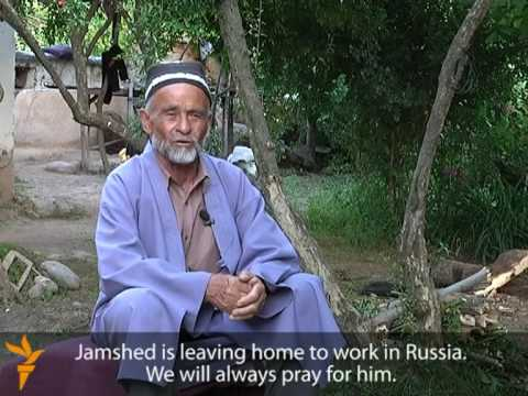dushanbe - Thousands of migrants travel from Tajikistan to Russia each year in search of work. For many, the trip begins with a grueling four-day train journey from Dus...