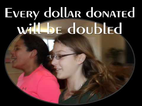 #GivingTuesday #DoubleMyDollars